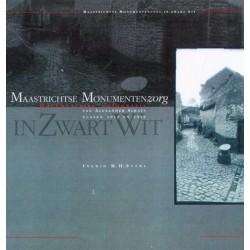 33. Maastrichtse Monumentenzorg in Zwart Wit